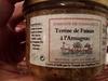 Terrine de Faisan à l'Armagnac - Produit