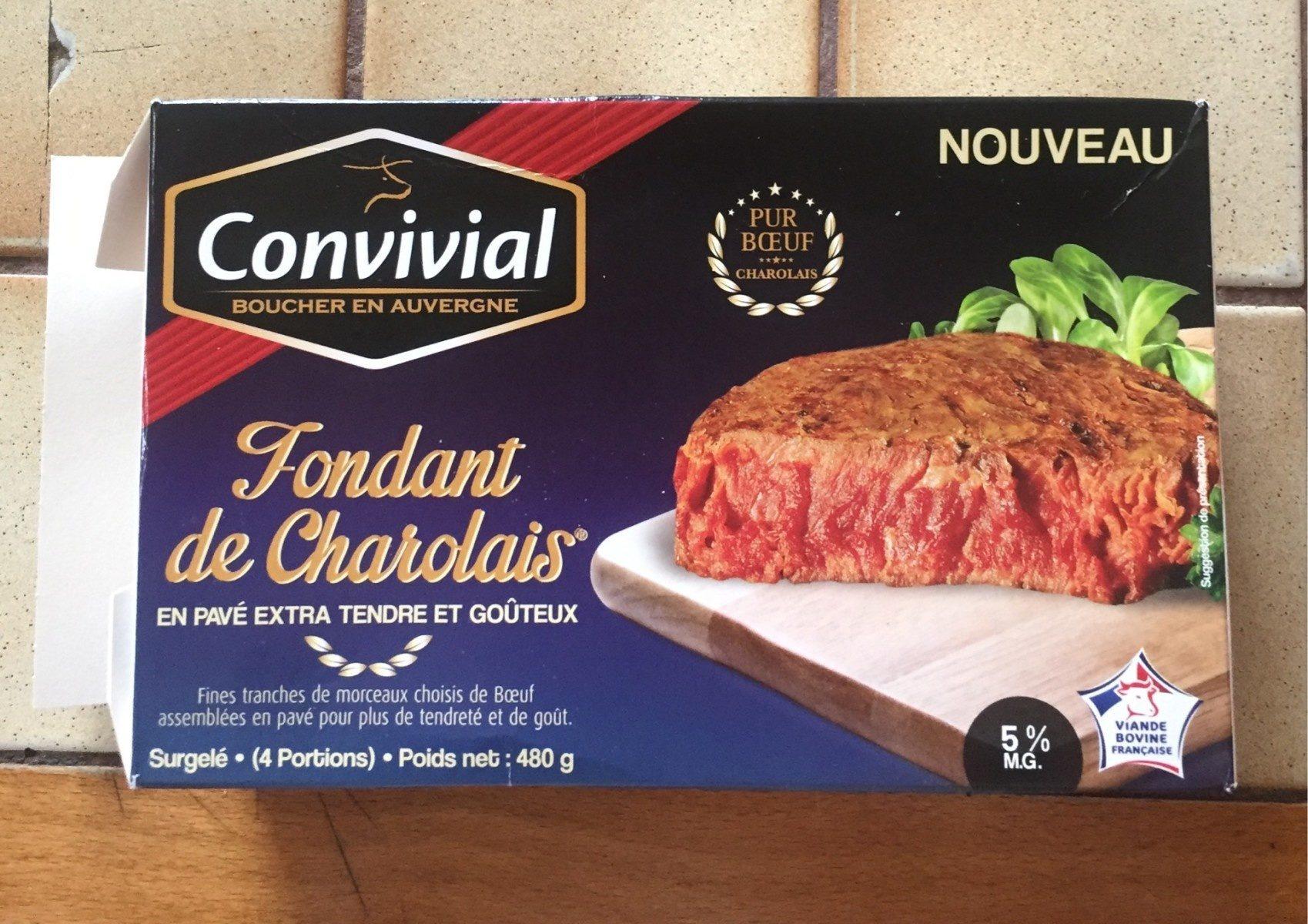 Fondant De Charolais - Product - fr