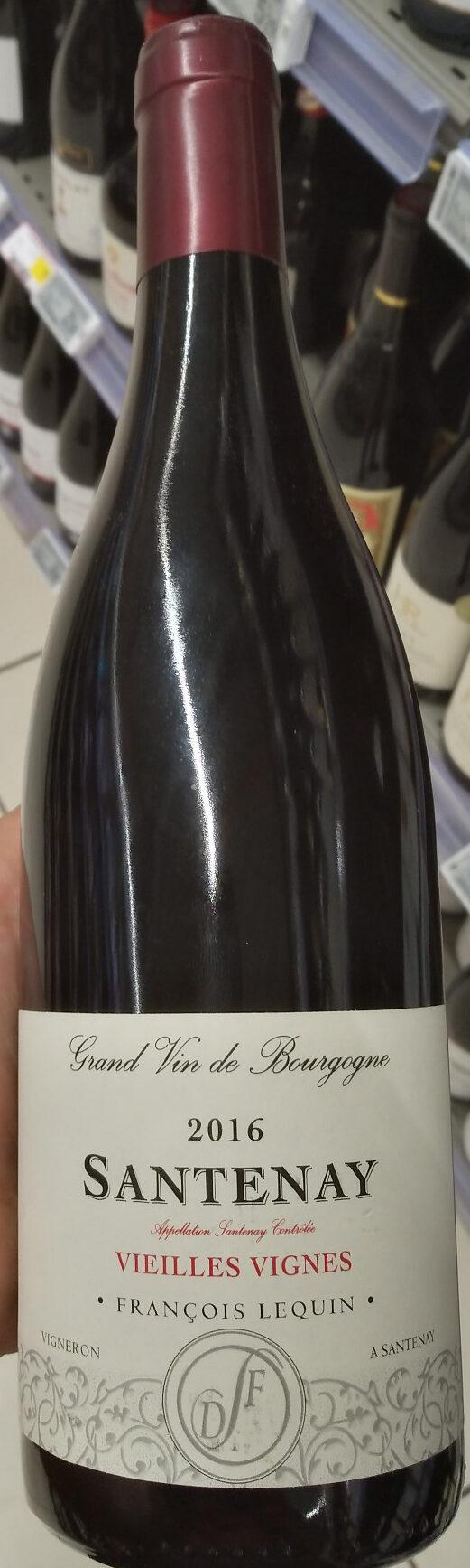 Santenay Vieilles Vignes - Produit - fr