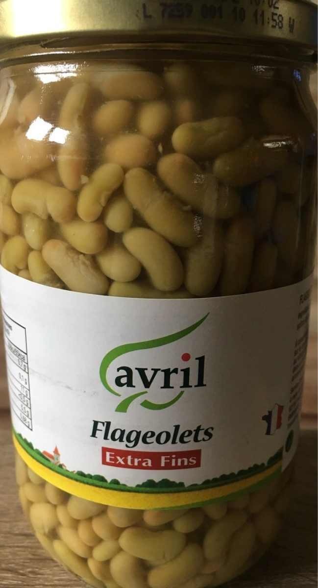 Flageolets extra-fins - Produit - fr