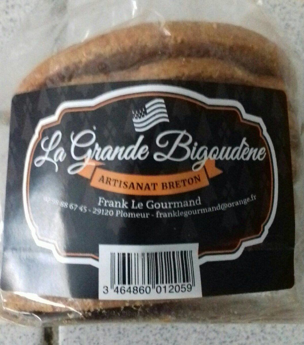 La Grande Bigoudène - Product - fr