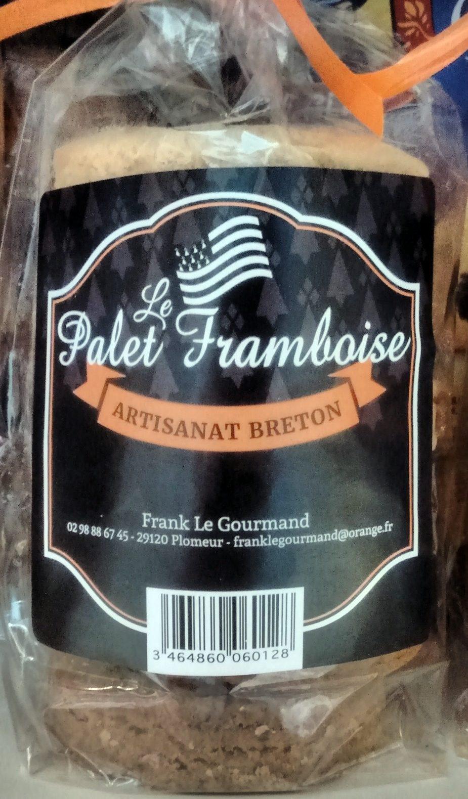Le Palet Framboise - Produit