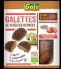 Galettes de céréales germées Haricots Blancs, Tomate et Basilic - Product