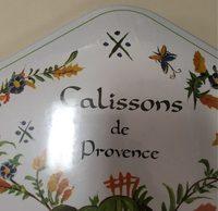 Calisson de provence - Product - fr