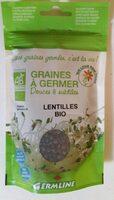 Lentilles a Germer - Produit - fr