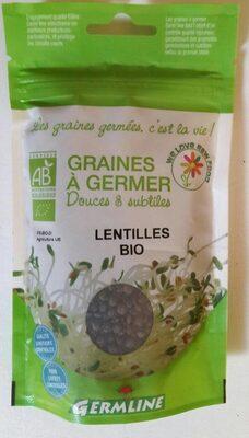 Lentilles a Germer - Produit