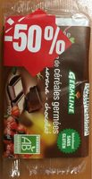 BARRE CEREALES GERMEES GUARANA CHOCOLAT - Produit - fr
