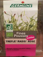 Graine Germée Trèfle Radis - Produit