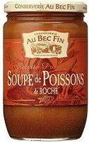 Soupe de poissons de roche AU BEC FIN - Producto - fr
