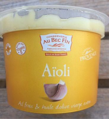 Aïoli - Produit - fr