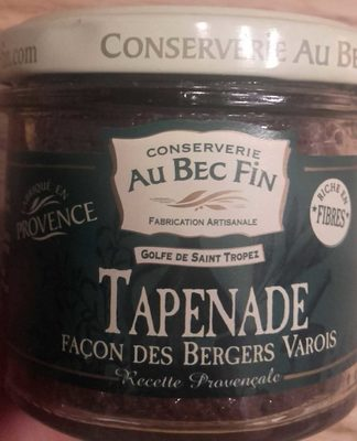 Tapenade - Product - fr