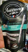 Mini sticks roquefort & noix - Product
