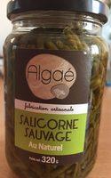 Salicorne sauvage au naturel - Produit