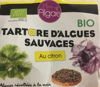 Tartare d'algues sauvages - Product