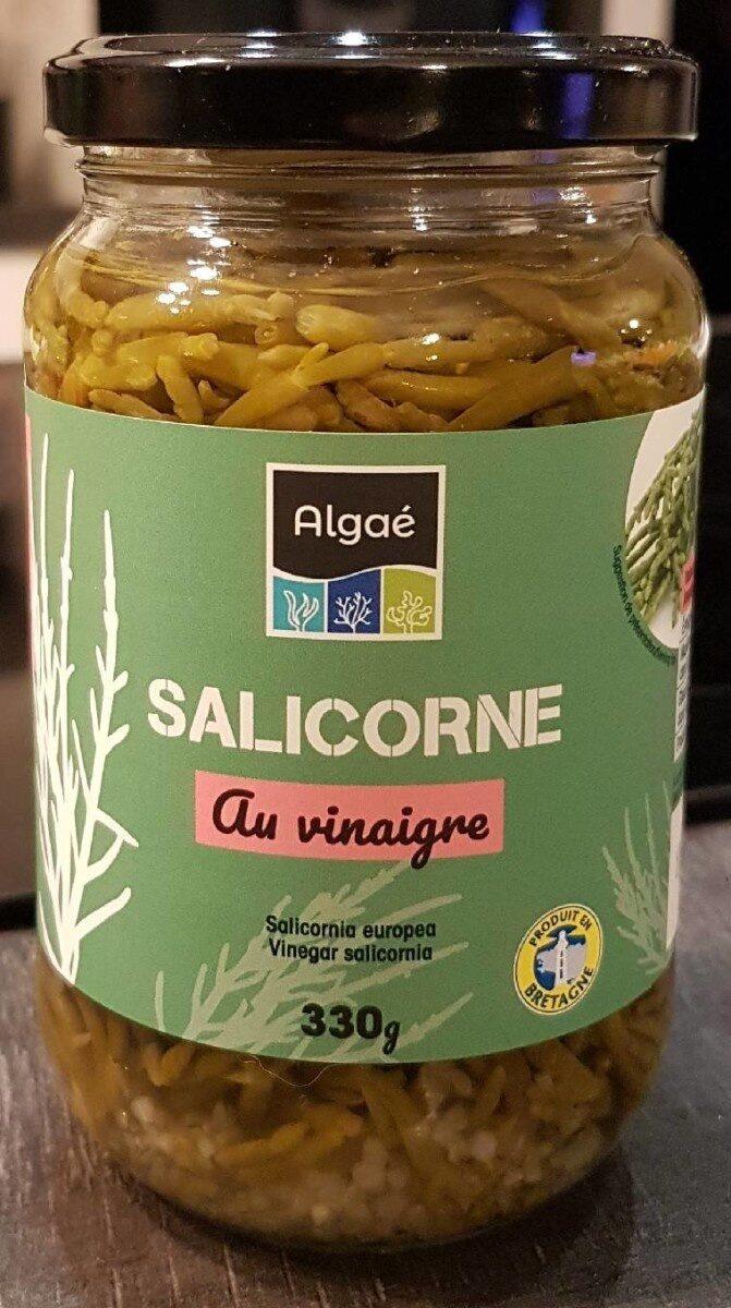 Salicornes au vinaigre - Produit - fr