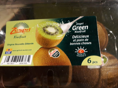 zespri green kiwifruit - Product