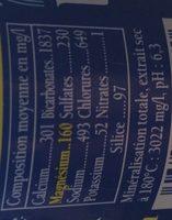 Rozana - Ingredients