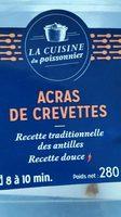 Acras de crevettes - Product