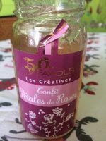Rozenblaadjes Confituur - Product