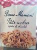 Petits Cookies Pépites de Chocolat - Produit