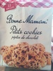 Petits Cookies Pépites de Chocolat - Product