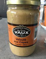 Veloute aux cepes - Product - fr