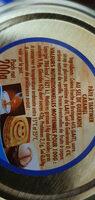 La Confiserie Familiale Caramel - Informations nutritionnelles - fr