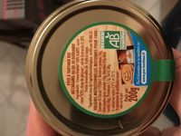 Caramel au sel de Guérande BIO - Ingrediënten