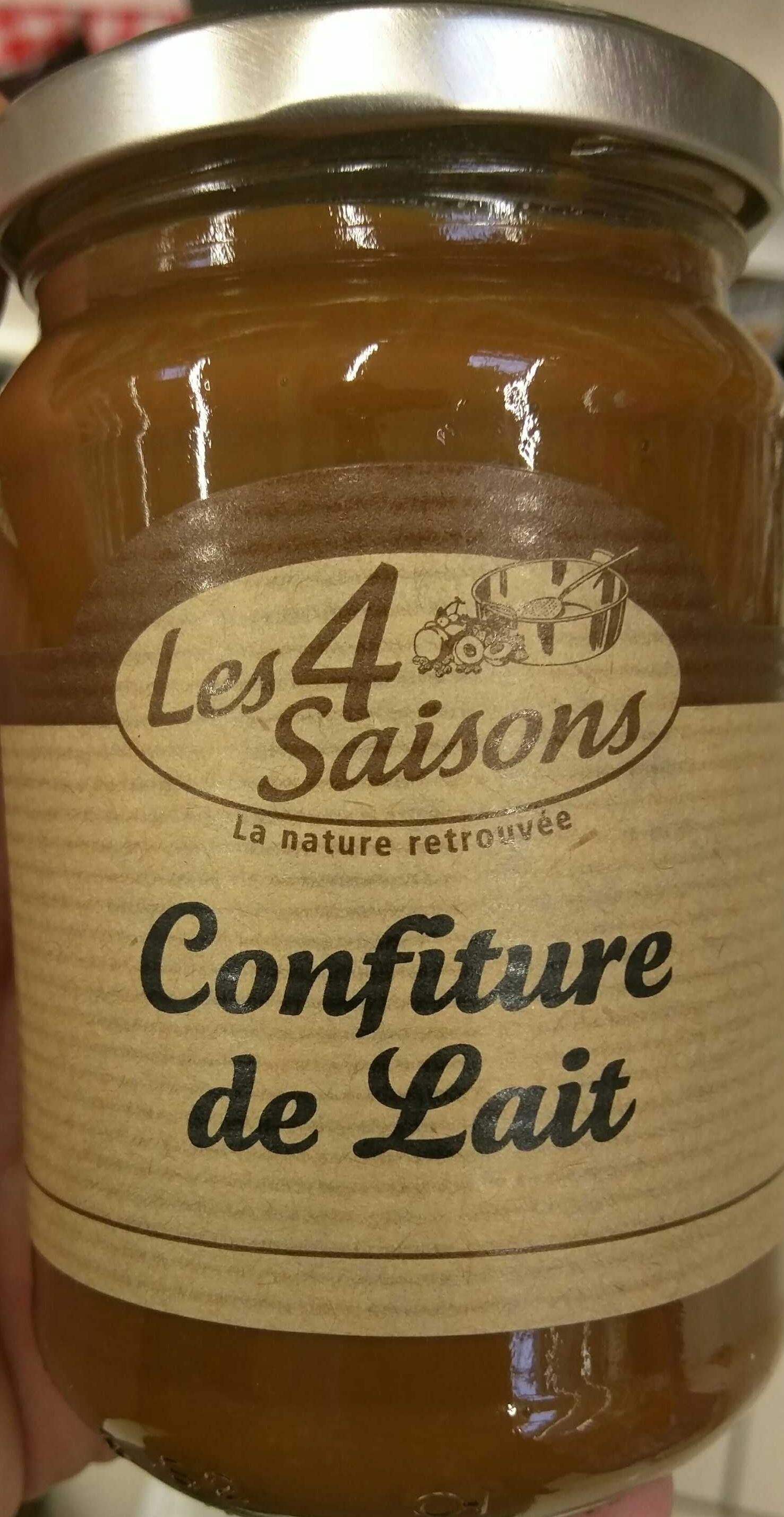 confiture de lait les 4 saisons 350 g. Black Bedroom Furniture Sets. Home Design Ideas