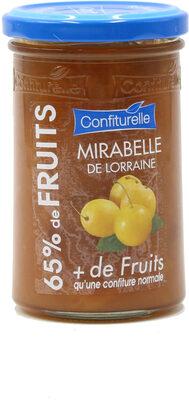 Mirabelle de Lorraine - Ingrédients - fr