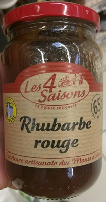 Rhubarbe rouge - Product