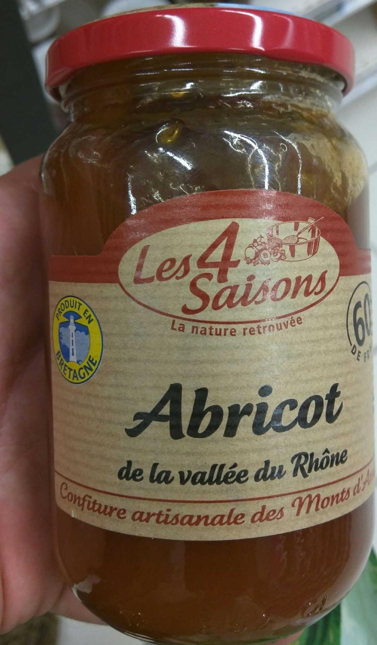 Abricot de la Vallée du Rhône - Produit
