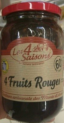 4 Fruits Rouges - Product - fr
