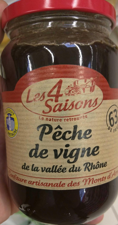 Pêche de vigne de la vallée du Rhône - Produit