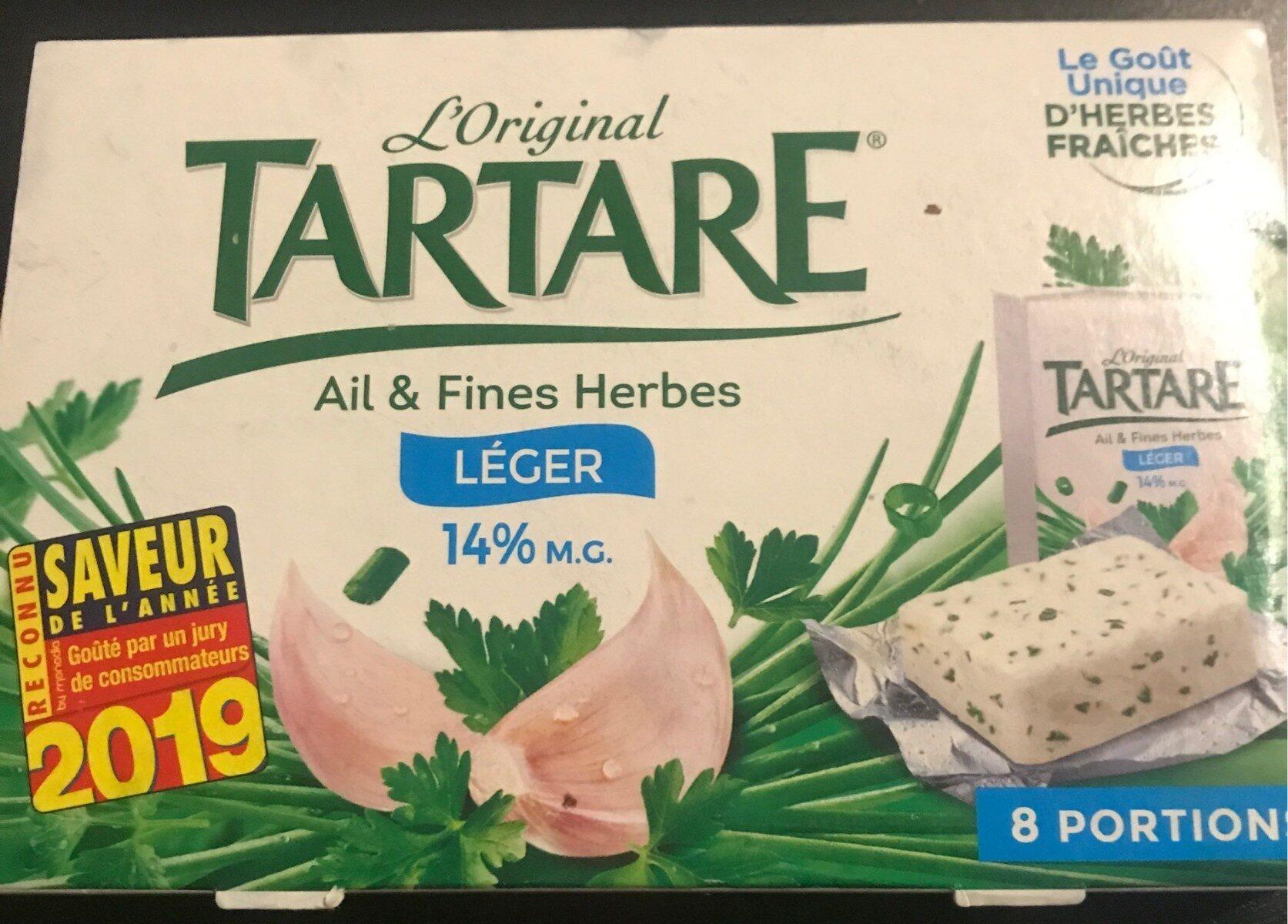 Tartare léger - Produit - fr