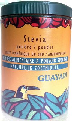 Stevia, poudre - Produit - fr