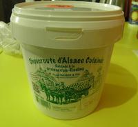 Choucroute d'Alsace cuisinée - Product - fr