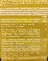 Chocmod Truffettes De France Fine Champagne French Truffles 200 G (pack of 4) - Nutrition facts