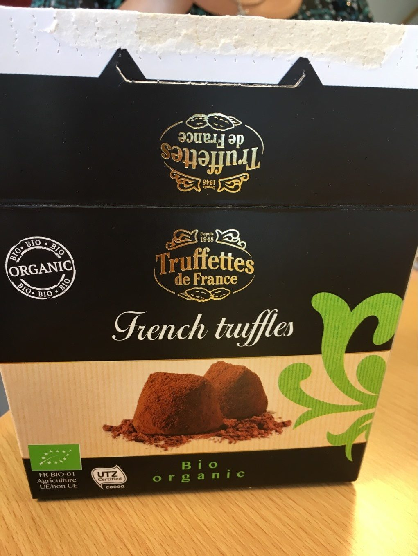 Truffes fantaisies BIO - Product - fr