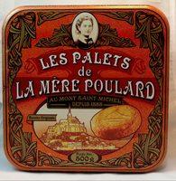 Les Palets de la Mère Poulard - Product