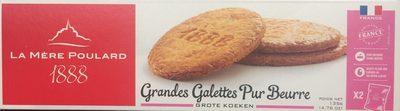 Grandes Galettes La Mère Poulard - Product - fr