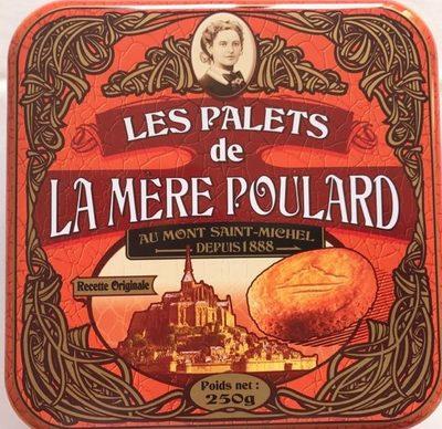 Les Palets de la Mere Poulard - Product
