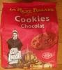 Cookies au chocolat - Produit