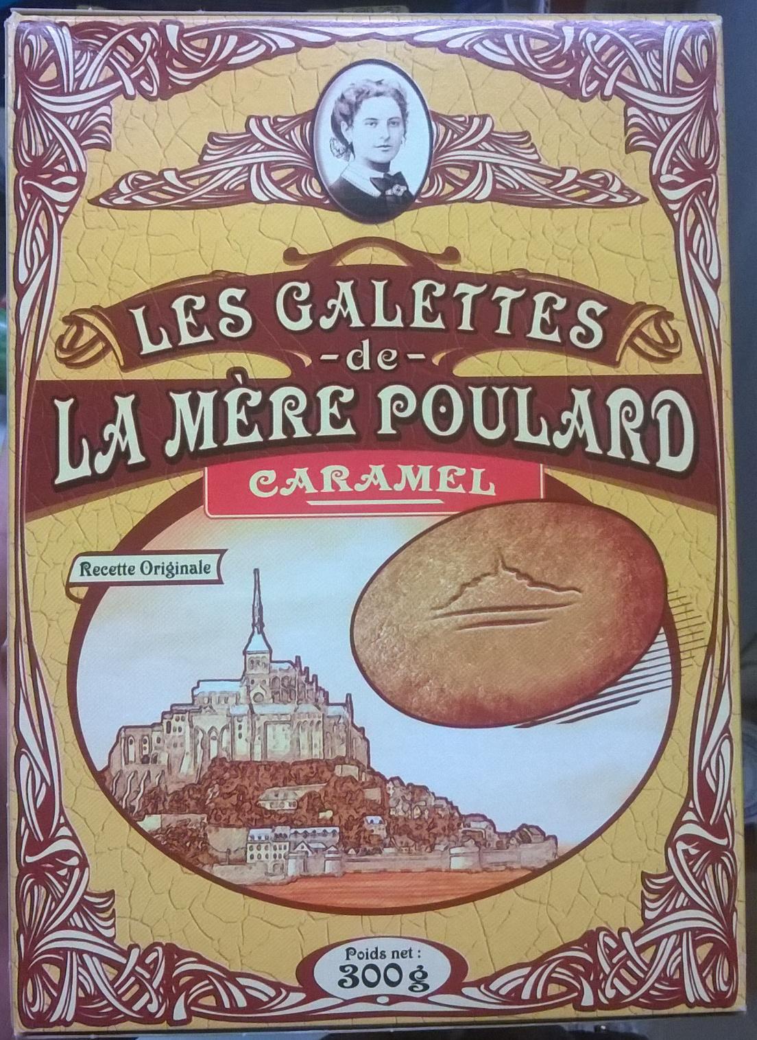 Galettes Caramel - Produit - fr