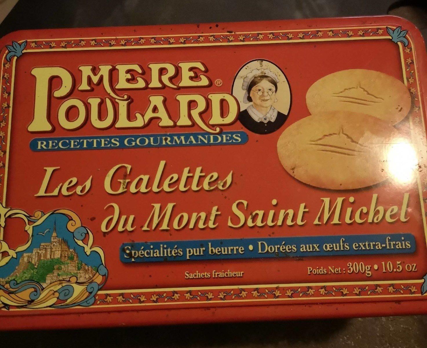Les galettes du mont Saint Michel - Product - fr