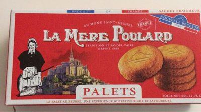 Palets - Produit