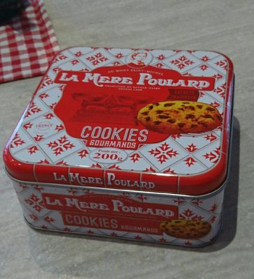 Cookies gourmands - Product - fr