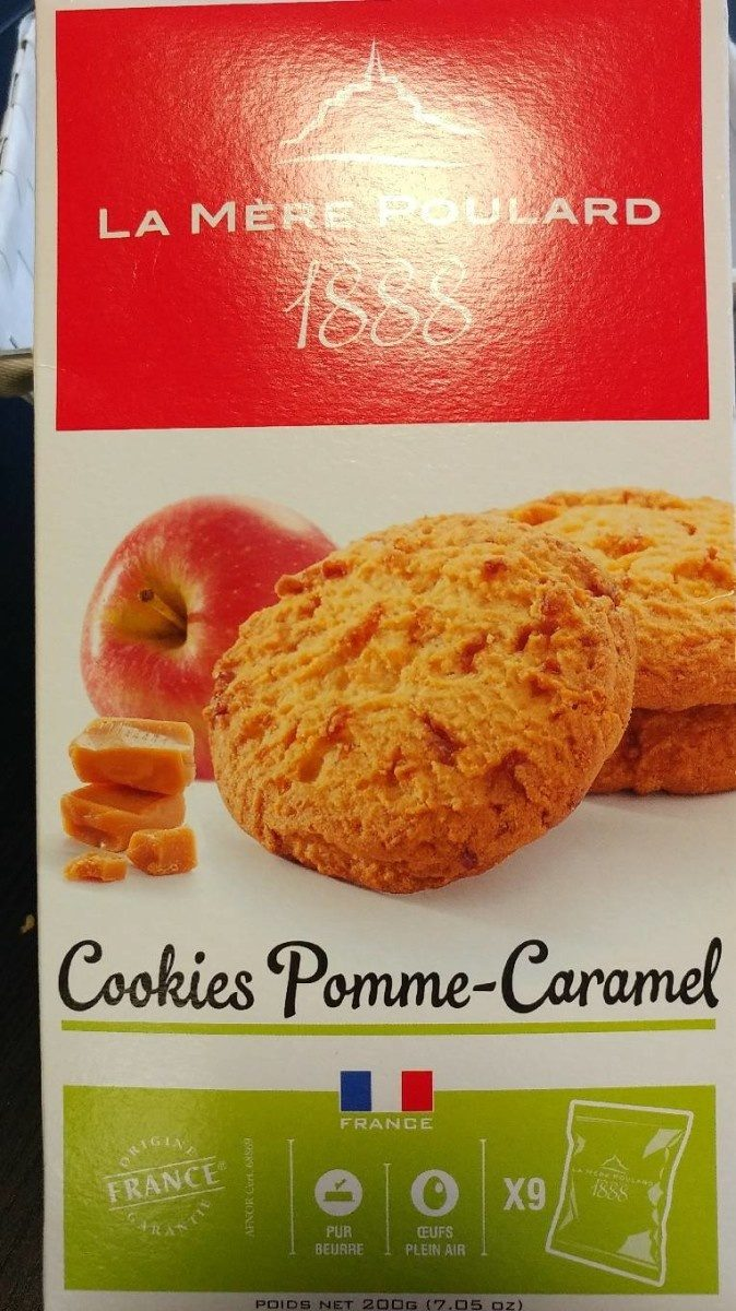 Cookies pomme caramel - Product
