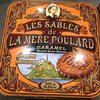Les sablés de la mère Poulard Caramel - Product