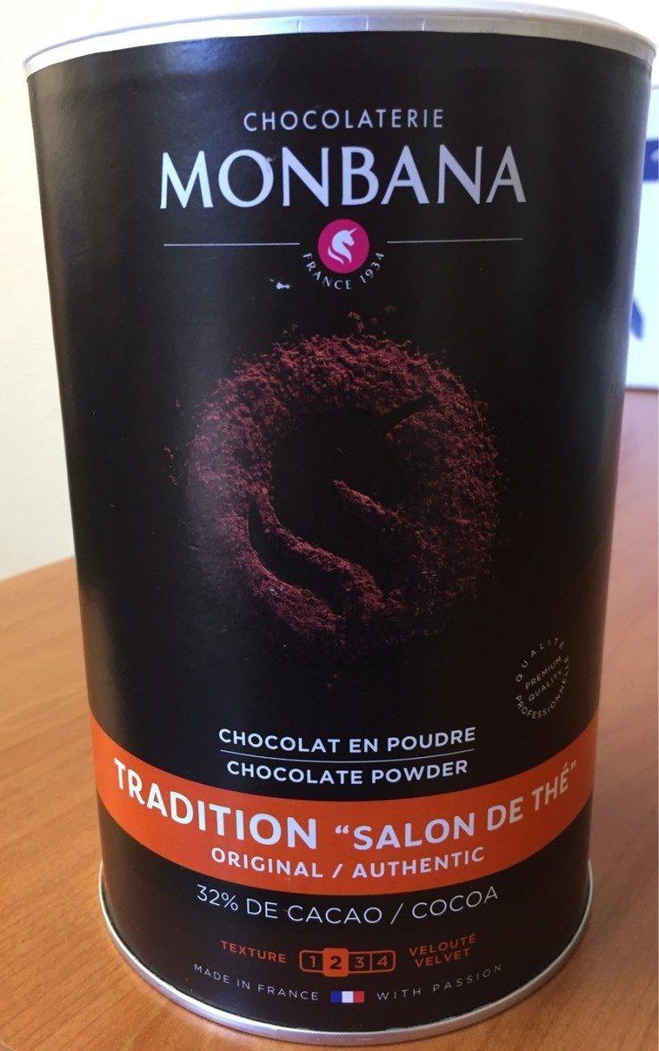 Chocolat en poudre Tradition - Product